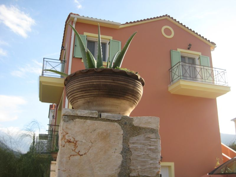 Kefalonia long term rental. A 3 bedroom villa in Karavomilos