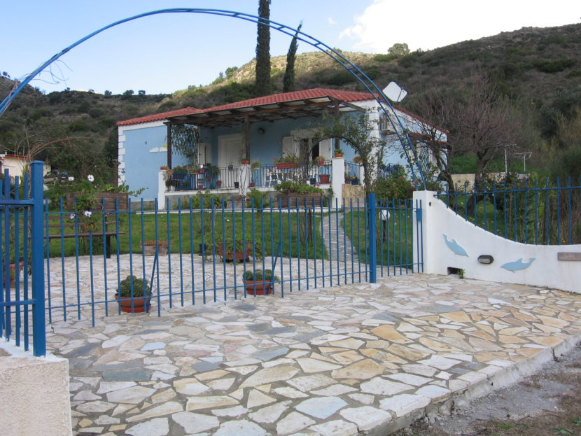 House in Kabitsata near Poros