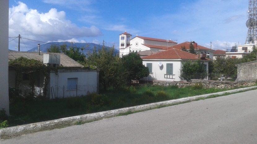 Land plot in Sami facing the main road